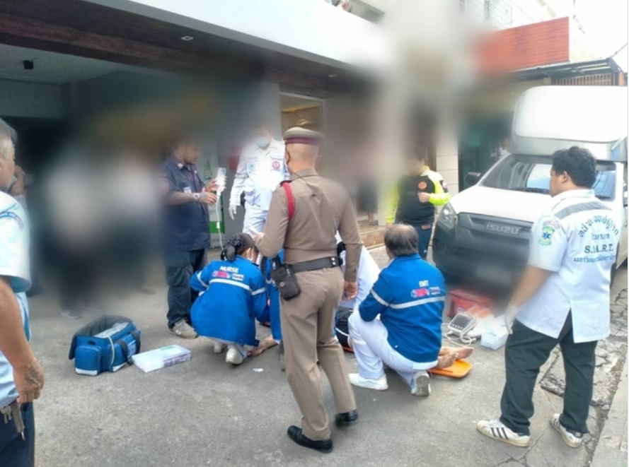 Woman, 29, falls to her death from Bangkok apartment